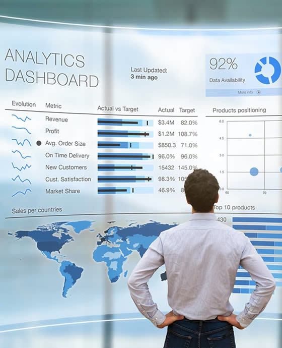 managed website analytics and website statistics in maryland virginia washington dc