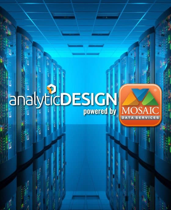 Analytic Design and Mosaic Data Services ADMDS