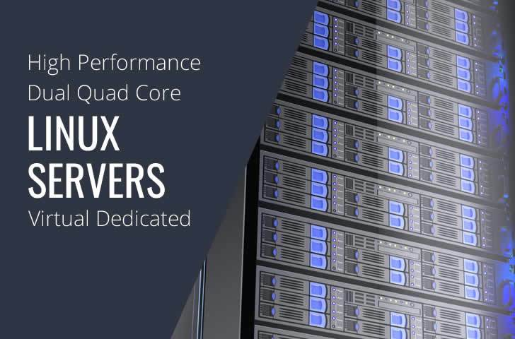 Linux VDS Dual Quad Core High Performance Dedicated Servers in Maryland Virginia Washington DC