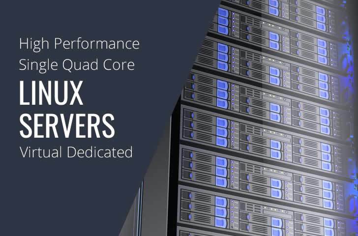 Linux VDS Single Quad Core High Performance Dedicated Servers in Maryland Virginia Washington DC