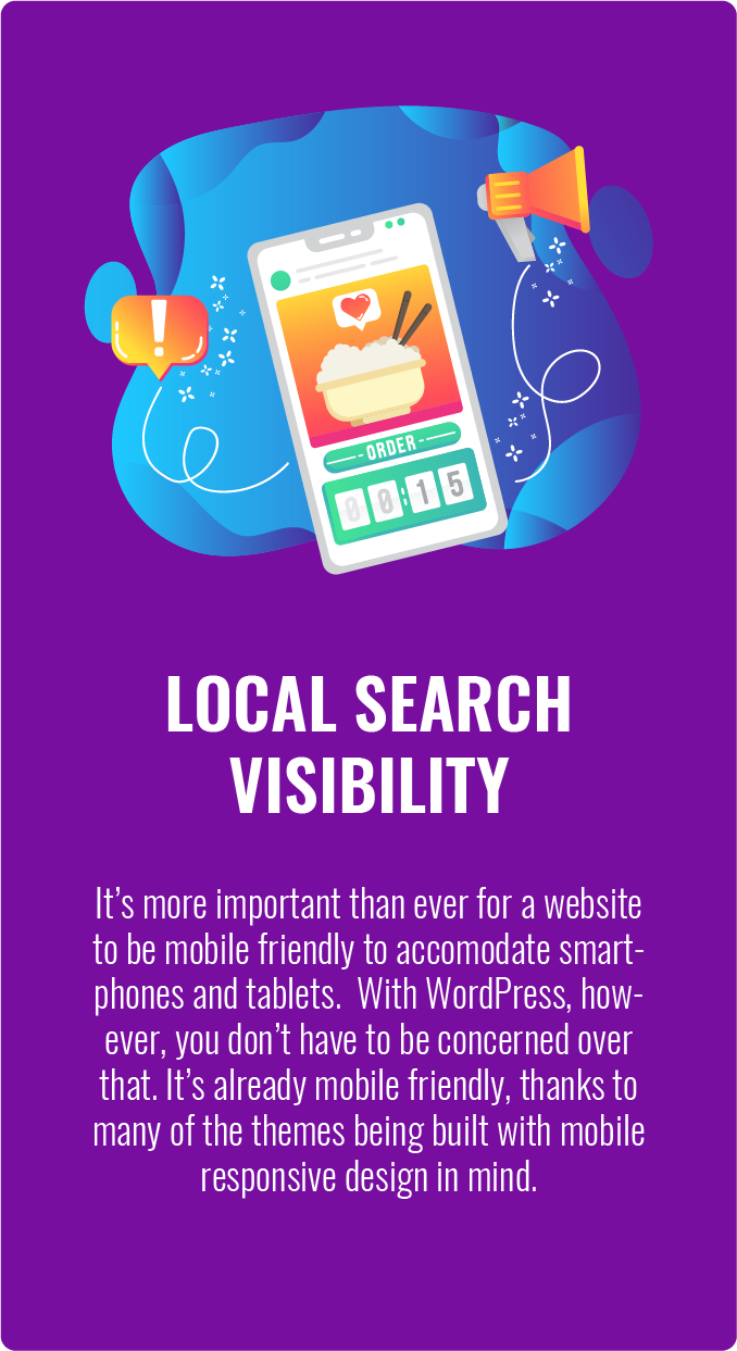Local Business Search Optimization Services in Maryland Virginia and Washington DC