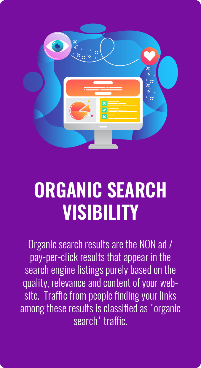 Organic Search Optimization Services in Maryland Virginia and Washington DC