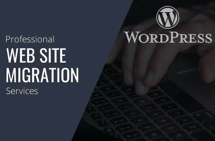 Professional WordPress WebSite Migration Services