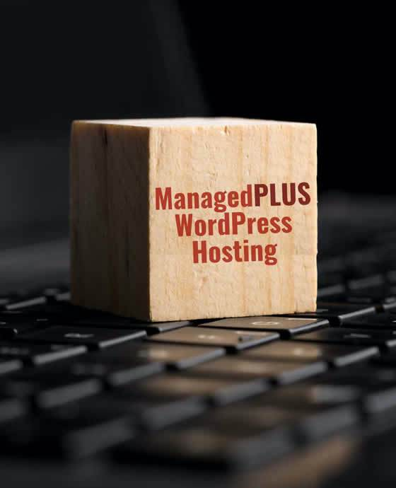 managed plus wordpress web hosting in frederick rockville bethesda balitmore