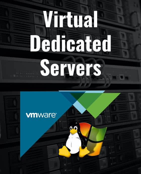 virtual dedicated server hosting in maryland virginia washington dc