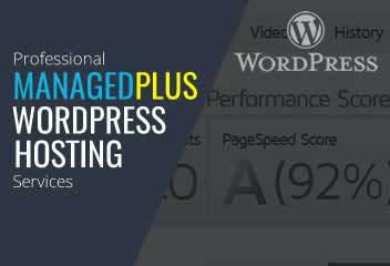 ManagedPLUS WordPress Website Hosting Services in Baltimore Beltsville Rockvile Silver Spring Maryland Virginia Washington DC
