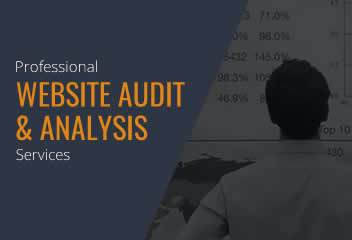 Website Audit and Analysis Services Baltimore Beltsville Rockvile Silver Spring Maryland Virginia Washington DC