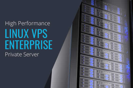 Linux VPS Enterprise High Performance Virtual Private Servers in Maryland Virginia Washington DC
