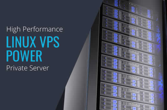 Linux VPS Power High Performance Virtual Private Servers in Maryland Virginia Washington DC