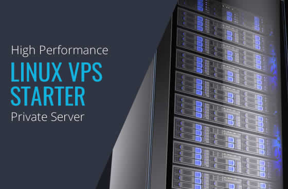 Linux VPS Starter High Performance Virtual Private Servers in Maryland Virginia Washington DC