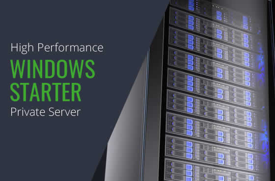 Windows VPS Starter High Performance Virtual Private Servers in Maryland Virginia Washington DC